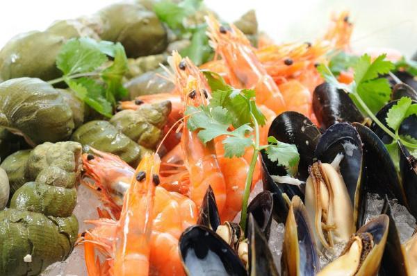珀麗酒店呈獻 「意」遊「味」盡海鮮自助晚餐