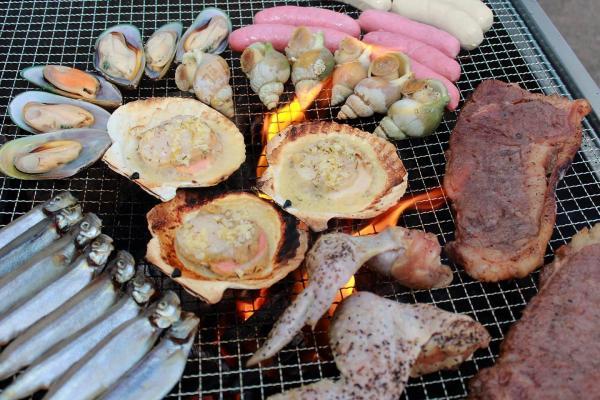 白石BBQ燒烤週年慶優惠(圖:FB@白石燒烤)