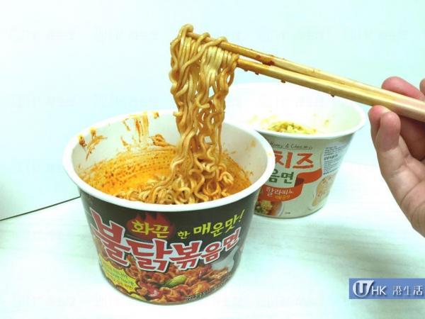 7-11最新引入 韓國三養撈麵、杯麵系列