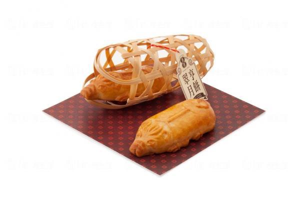 翠亨豬籠餅