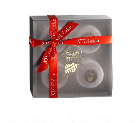 XTC Gelato雪糕月餅 推出開心果及港式奶茶口味