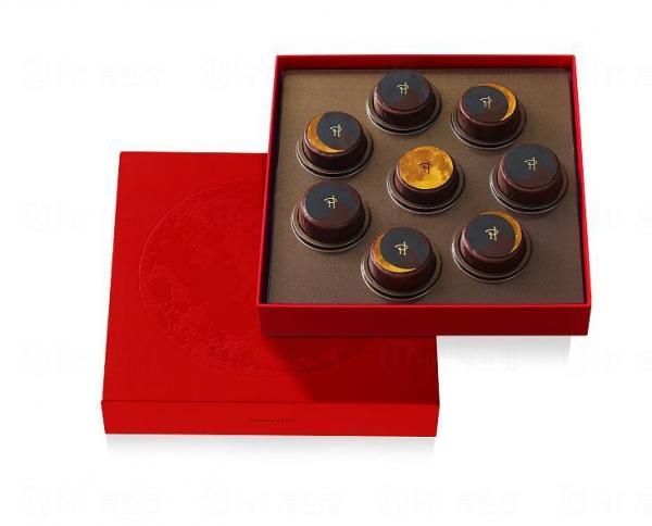8件裝月餅禮盒 (圖:官方)