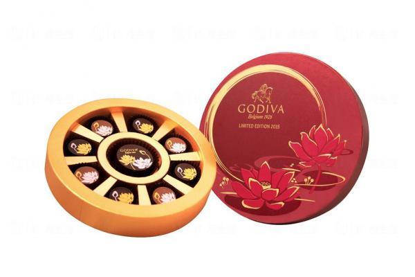 Godiva 2015中秋系列 最高可享85折優惠