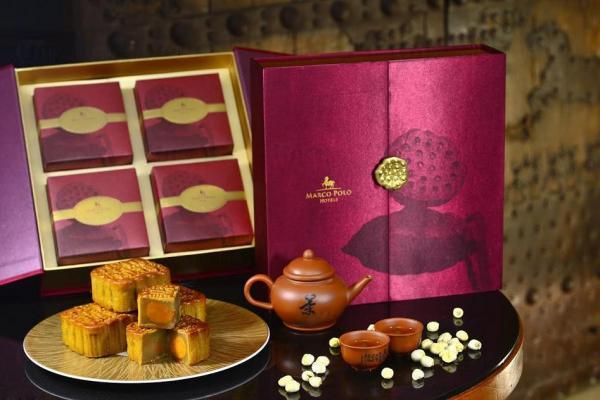 萬紫千紅月餅禮盒