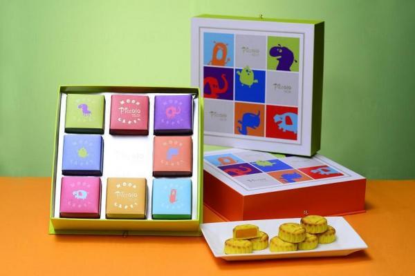 兒童月餅禮盒