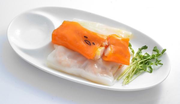 梳乎蛋海鮮腸($49)