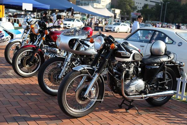 香港復古嘉年華 古董車展覽 (圖:FB@Hong Kong Classic)
