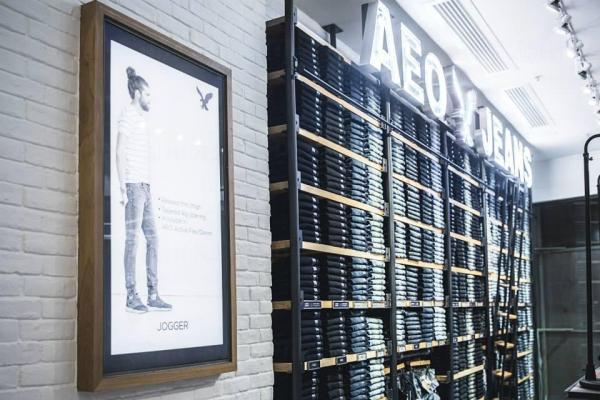 American Eagle Outfitters MOKO店推開幕優惠 (圖: FB@American Eagle Outfitters)