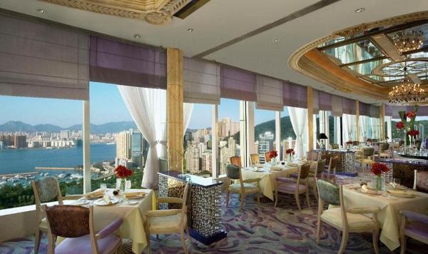 富豪香港酒店推假日海鮮早午合併自助餐 (圖:官方)