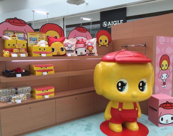 漿糊仔x MyMelody 又一城限定Pop-up Store (圖: 官方圖片)