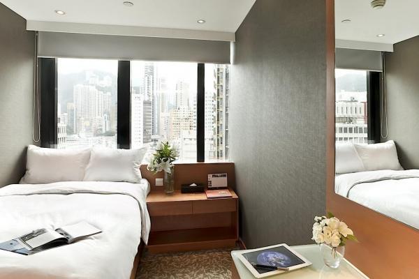 灣仔隆堡雅逸酒店 周年優惠每晚低至$550(圖:官網)
