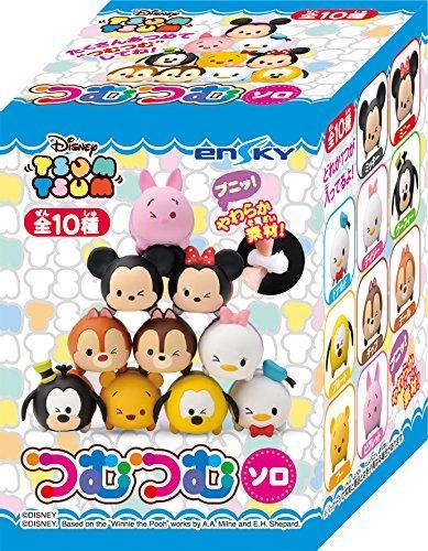 Tsum Tsum層層疊公仔 7-Eleven指定分店有售(圖:amazon.co.jp)