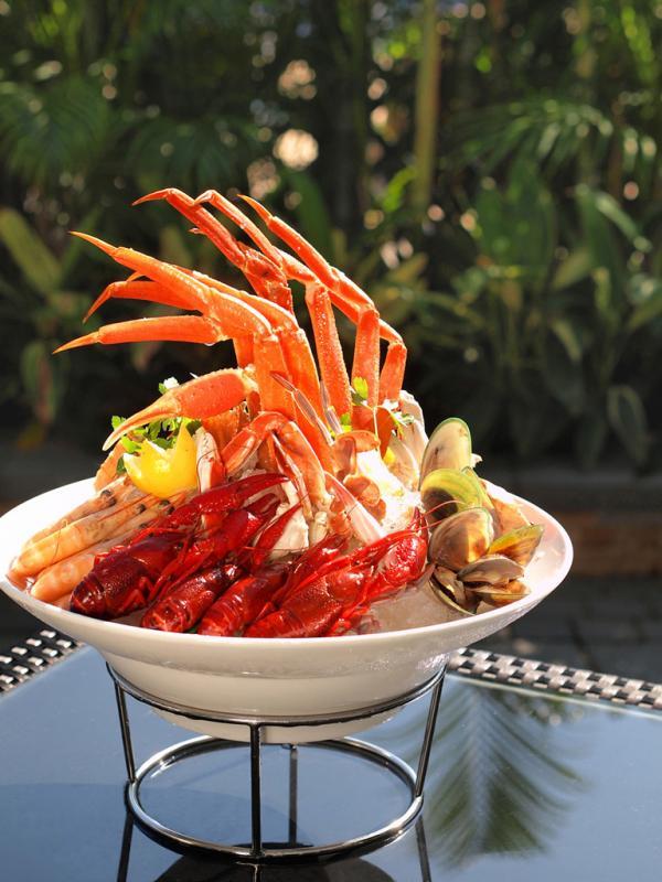 秋天之選!沙田凱悅酒店池畔燒烤自助晚餐