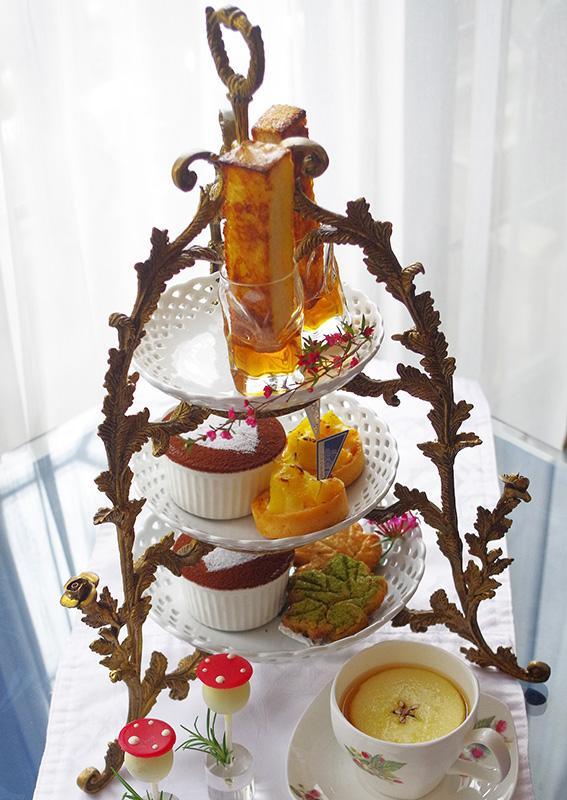 清境「老英格蘭莊園」英式下午茶 香港有得食!