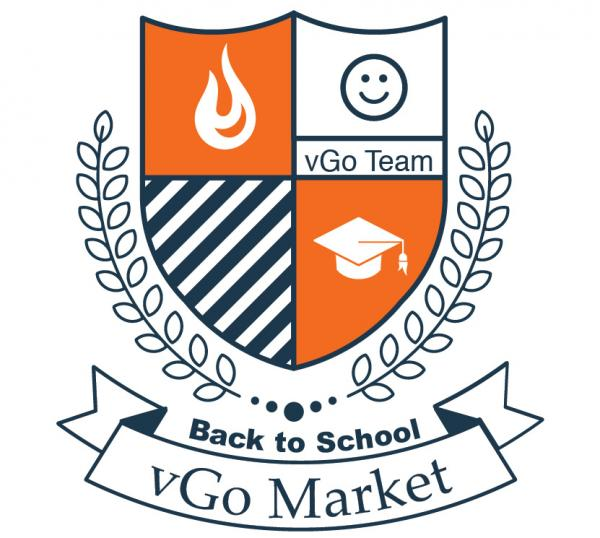 vGo Market 設我的秘密校園填色牆 (圖:VGO Market)