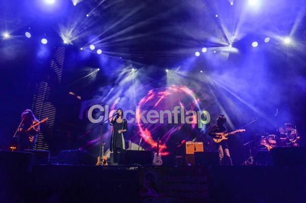 CLOCKENFLAP 香港音樂及藝術節 2015(圖:FB@Clockenflap 2014)