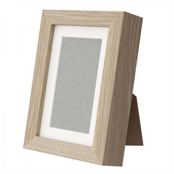 RIBBA 畫框** (褐色/染白橡木紋) $9/件