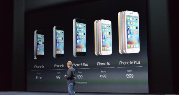 Apple 在香港時間 9月10日凌晨舉行發布會,宣佈了7項新產品。(圖: theverge)