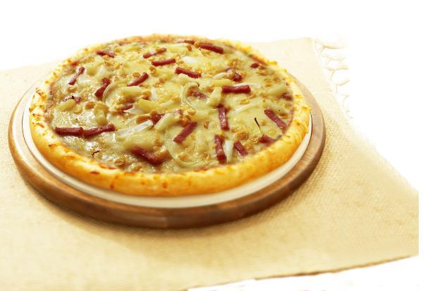 任食超過30款食品!大埔脆味批限定放題(圖:Chubby s Pizza 脆味批官網)