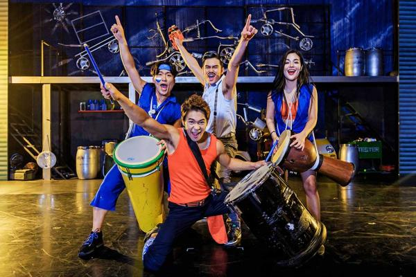韓國人氣搖滾音樂劇Fanta–stick《幻多奇秀》來港作首度