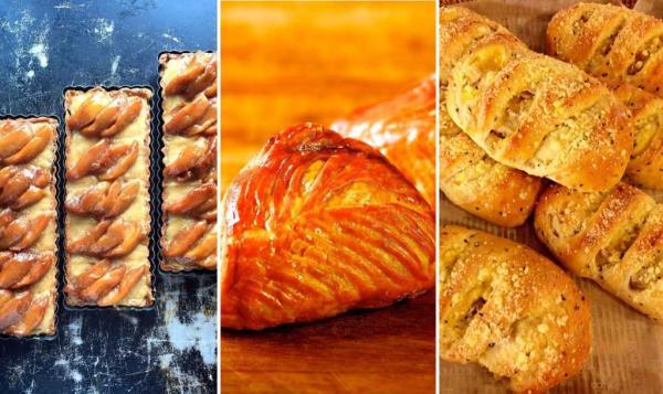 Bonjour 朋廚烘焙坊 (圖:FB@Bonjour1999 拼圖:UHK小編)