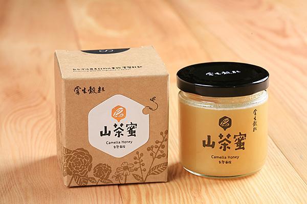 主張純正蜂蜜的「掌生穀粒」 (圖:掌生穀粒官網)
