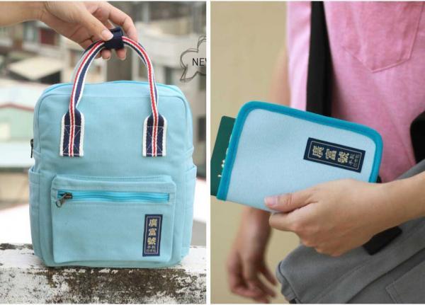 擁有近20年手製純棉帆布經驗的「廣富號」 (圖:FB@廣富號)