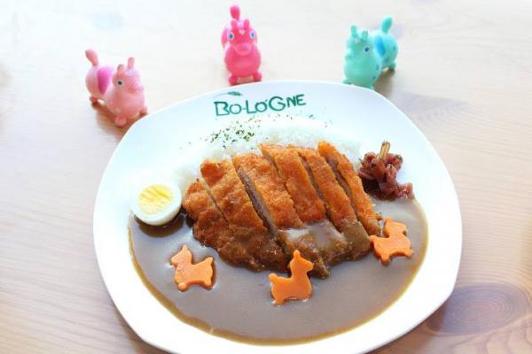 Bo-Lo'GNE推出Rody Playground主題餐廳(圖:FB@Enjoy Rody !!)