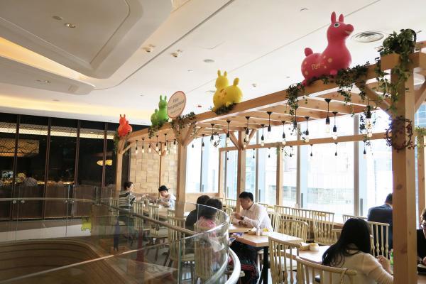 Bo-Lo'GNE推出Rody Playground主題餐廳(圖:FB@博洛尼亞 BO-LO'GNE Café & Bar)