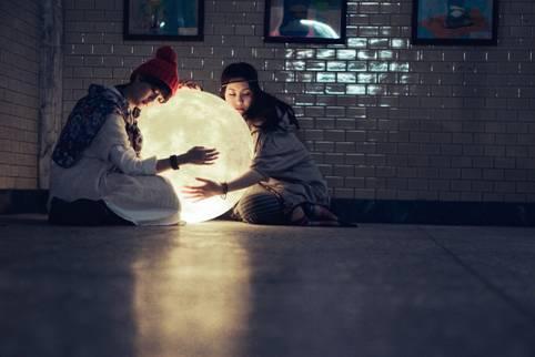 月球燈- LUNA  正式登陸香港