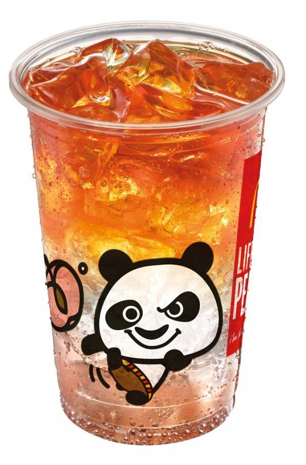 「麥當勞x夢工場英雄」第二擊 功夫熊貓食品登場