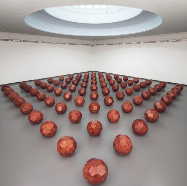 艾未未首個香港個展—「艾未未:木質球」