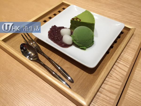抹茶芝士蛋糕($78)