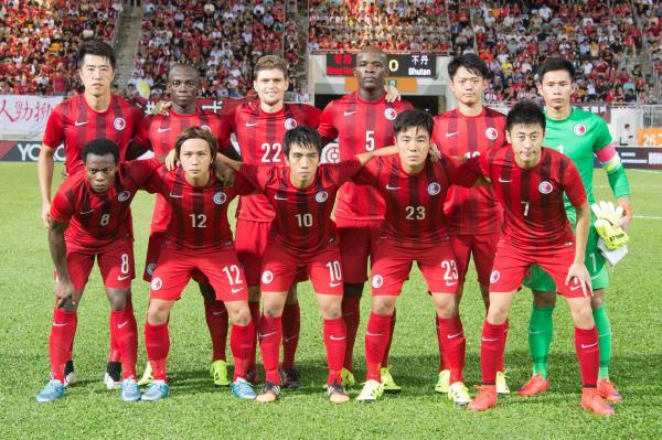世界盃外圍分組賽 香港迎戰中國 (圖:香港足總官網)