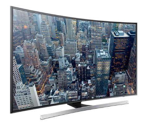 Samsung 48全高清LED曲面電視