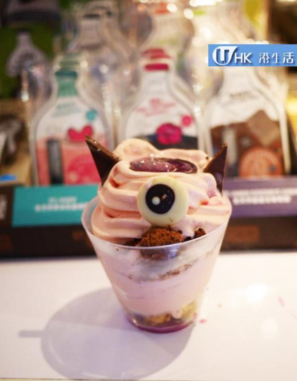 Tokyo Secret《東京·秘之4小鬼》主題雪糕