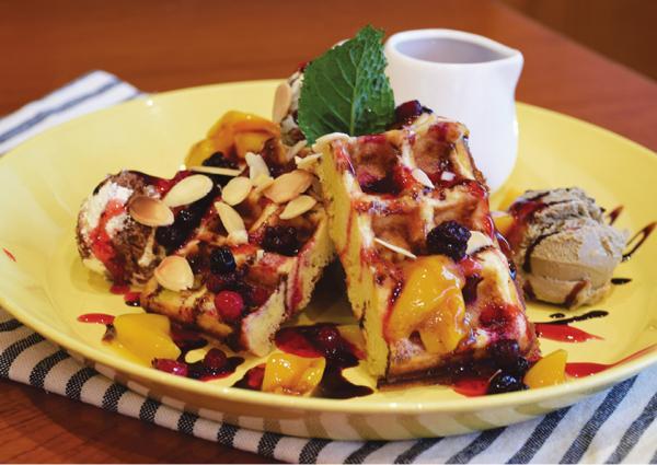 WIREDCAFÉ $148 任食甜品自助餐