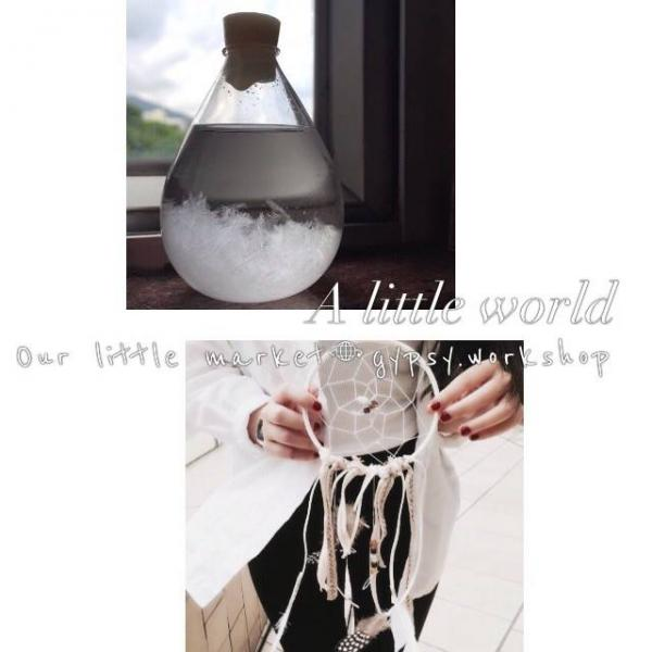 A little world-our little market市集(圖:FB@ A little world - our little market)