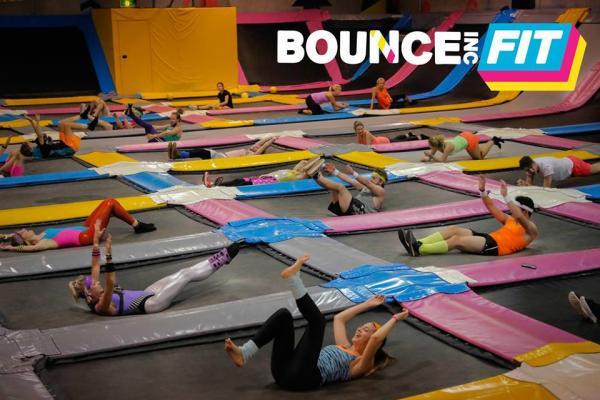 BOUNCE FIT彈床健身課程 試玩優惠低至5折