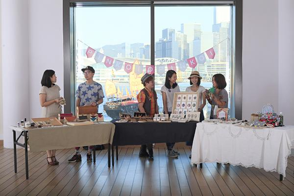 寶島網購平台Pinkoi  辦香港好物市集(圖:FB@Pinkoihk)