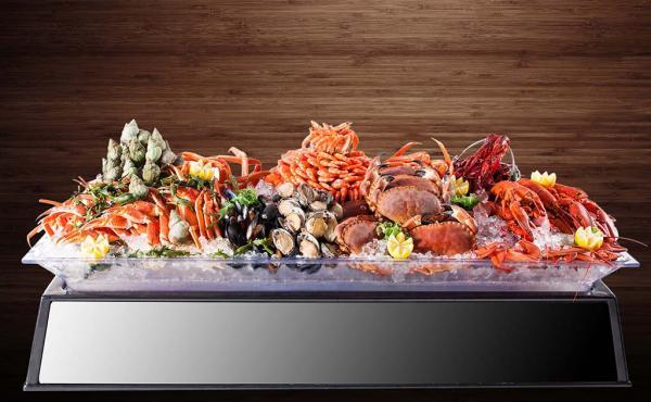 尚廚「海中珍寶」自助晚餐  星期二優惠