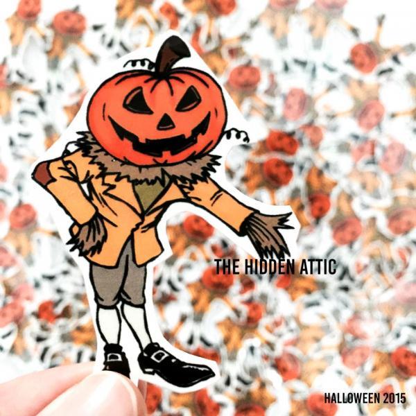 The Hidden Attic X Halloween Town萬聖節主題市集(圖:fb@The Hidden Attic)