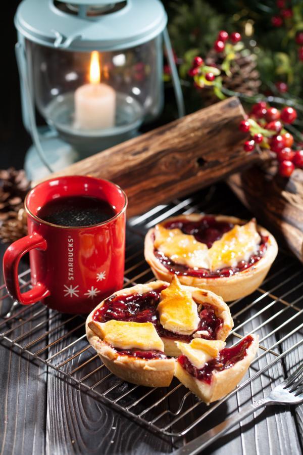 限定飲品登場!Starbucks快樂的紅色聖誕