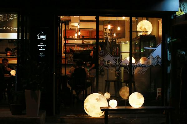 unun x Common Ground Pop-up Cafe
