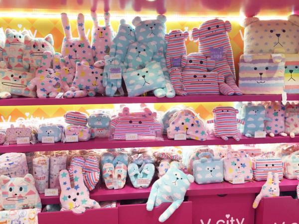Craftholic Pop-up Store