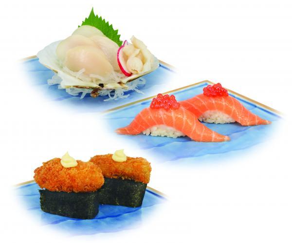 $10連環賞!一寿司十周年感謝祭