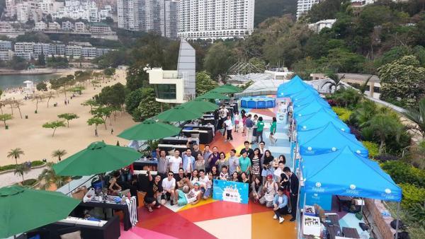 淺水灣天台BBQ節 180度海景嘆環球燒烤! (圖:FB@HK Barbeque@The Pulse)
