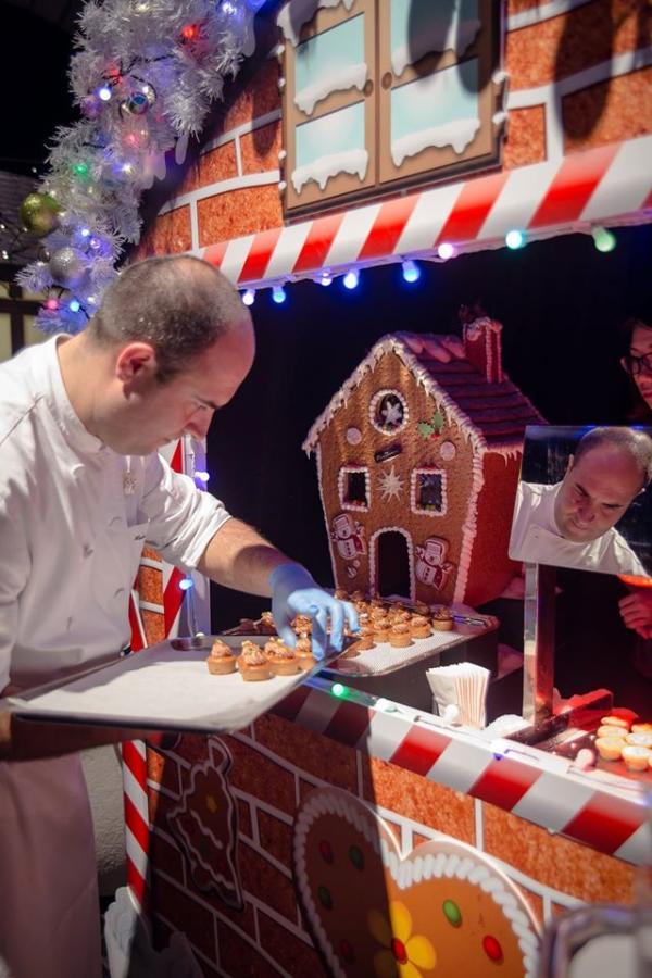 飲紅酒、食新鮮薑餅! 半島聖誕市集2015