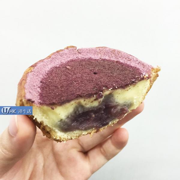 超羣首推紫薯蛋撻
