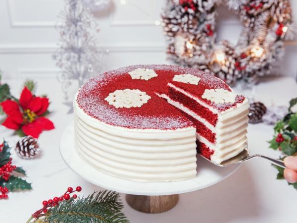 香港首度發售!Lady M推出聖誕限定蛋糕